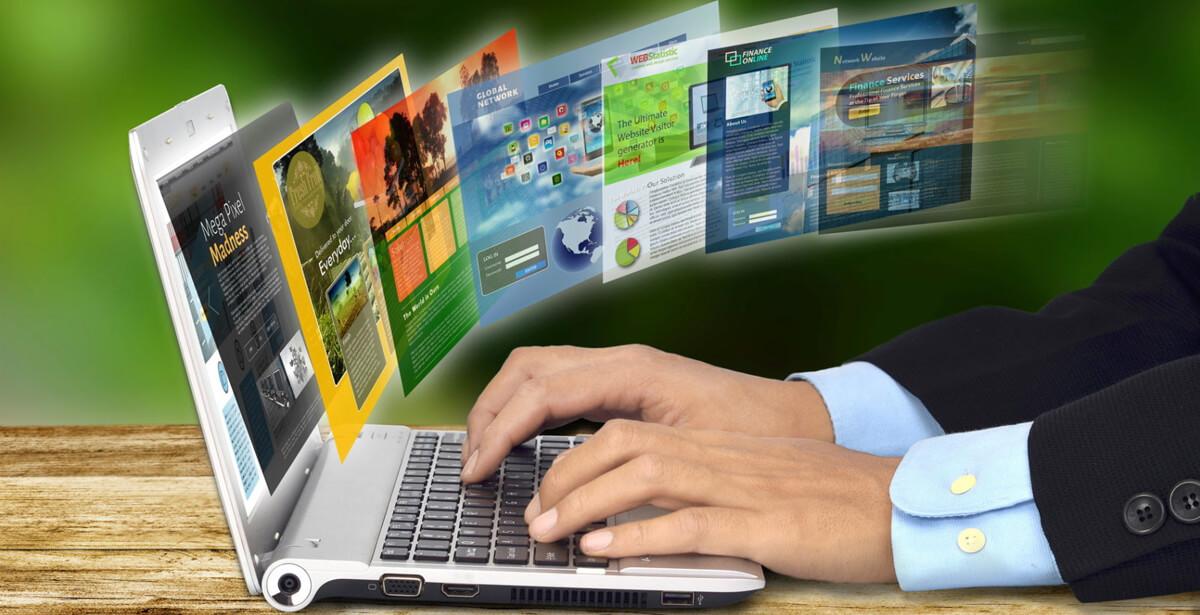 ТОП 10 Трендов! Каким Должен Быть Веб-Дизайн?